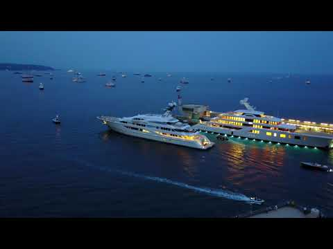 Monaco Yacht Show 2017 - Wajer Yachts | Lurssen Areti