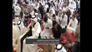 دعاء الشيخ الدكتور محمد المهدي في خطبة الجمعة بمسجد الإمام محمد بن عبد الوهاب