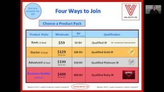 Valentus Comp Plan Simplified (Steve Chapman)