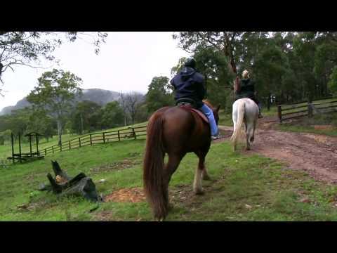 My Australia: Horse Riding