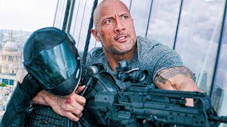 Skyscraper Face Off Scene - FAST & FURIOUS: HOBBS AND SHAW (2019) Movie Clip