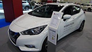 2019 Nissan Micra N-Way 1.0 IG-T 71 - Exterior and Interior - Auto Zürich Car Show 2018