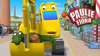 S2 - Digsy Hilft | Zusammenstellung | Paulie und Fiona | Kids Cartoons | Helden der Stadt