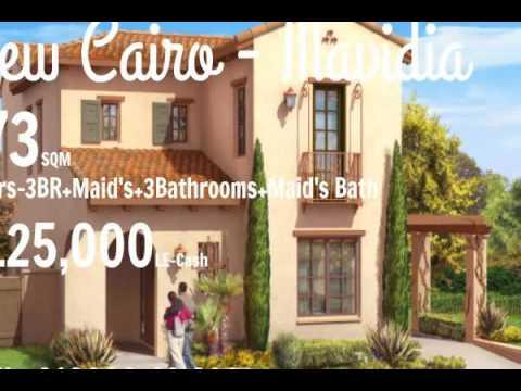 Offer For Villa Fully Finished In Mavidia New Cairo Mls Eg