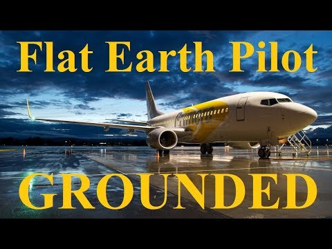Veteran 737 Pilot grounded for Flat Earth comments - Mark Sargent ✅ thumbnail