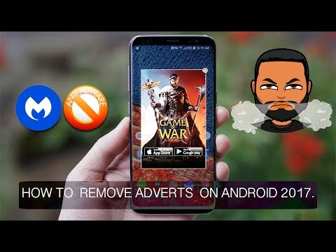 How To Remove Adverts From Your Samsung S8 2018
