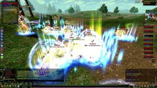 Quincy PK Movie Volume III - Berserker Power - Europa - Knight Online