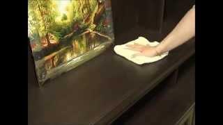 видео Как ухаживать за мебелью