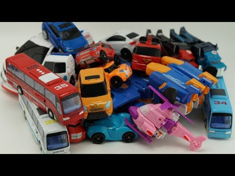 Tobot Robot Car Transformers HelloCarbot Color vs Optimus Prime 褌芯斜芯褌 #褌褉邪薪褋褎芯褉屑械褉褘 Collection Toys