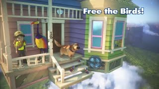 UP - Free The Birds - Rush: A Disney Pixar Adventure