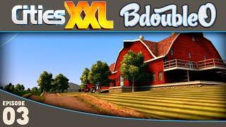 Cities XXL Gameplay :: Home on the Range! #3