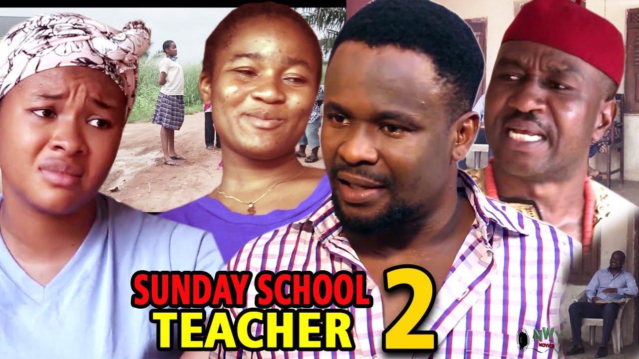 Download SUNDAY SCHOOL TEACHER SEASON 2 - Zubby Michael (New Movie) 2020 Latest Nigerian Nollywood Movie