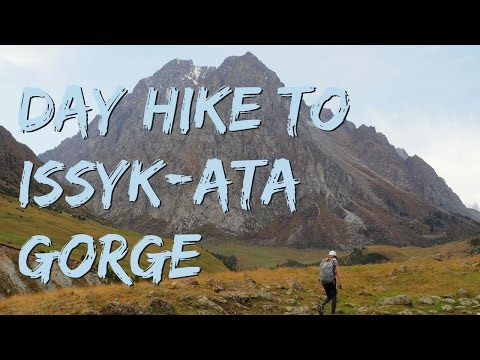 Hiking in Kyrgyzstan adventure travel with Trekking Union