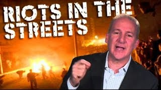 "PETER SCHIFF: ""You are going to see riots in the streets"""