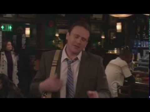 How I Met Your Mother  Lady Lilys jealousy young Marshall