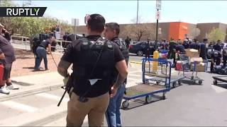 Multiple deaths reported after mass shooting at shopping centre in El Paso, Texas