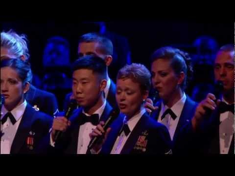 """Freedom Song"" performed by The United States Air Force Band ""Singing Sergeants"""