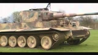 Tiger vs Sherman
