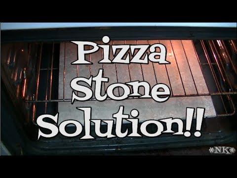 Pizza Stone Solution Noreen S Kitchen