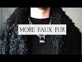 H&M: Faux Fur Jacket (Sniped on sale)