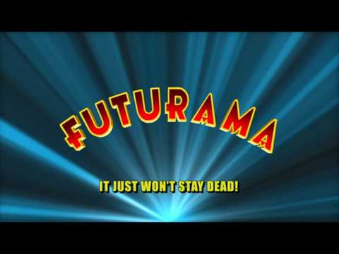 Theme from Futurama (2007-present)  - Christopher Tyng