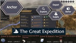 New Barter System & Improved Frigate | The Great Expedtition (Black Desert online)