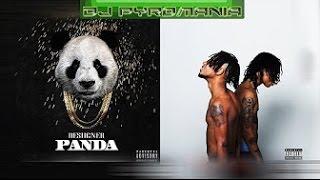 Black Beatles / Panda (Official Mashup) - Rae Sremmurd / Desiigner (Mashup) | Repost