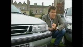 Old Top Gear, Series 39, Episode 5, (Saab 95 Test etc) Late 1997. 1/2