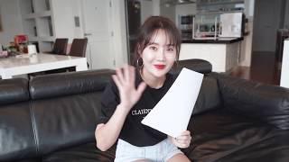 [Stars-The Toys] Avynนักร้องสาวเกาหลีฟัง เพลงที่ชอบสุดตามสบายๆ 에빈이 제일 좋아하는 더 토이즈 스타 노래 듣기