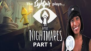 Creepy AF! Little Nightmares playthrough: Part 1
