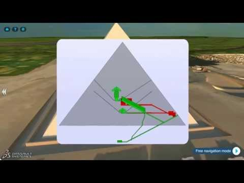 How to build an ancient pyramid, step by step guide, 1080p