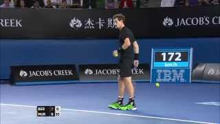 Shot of the day: Andy Murray - Australian Open 2015