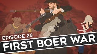 Feature History: The End of First Boer War thumbnail