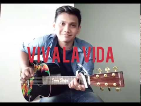 VIVA LA VIDA (Cover Domy Stupa) fingerstyle version