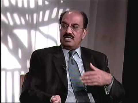 Major General Anis Ahmed Bajwa (Retired) - 10-14-09 - Air date