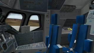 NASA Space Shuttle Simulation (Atlantis)