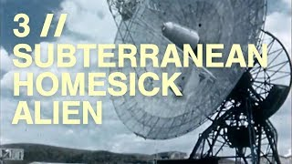 """Subterranean Homesick Alien"" • A Terrestrial Disconnect"