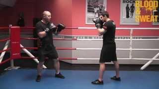 Бокс. Удары по корпусу. Boxing. Body punches.(Blood&Sweat предлагает вашему вниманию разбор техники нанесения ударов по корпусу, который специально для нашег..., 2013-04-16T08:38:40.000Z)