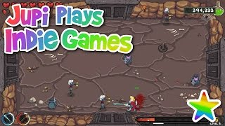 Jupi Plays Indie Games: The Weaponographist [Demo]