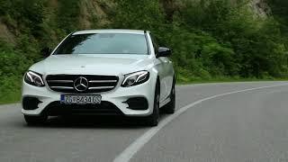 Mercedes Benz E300d test