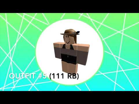 10 Roblox Tumblr Girl Outfits! //Roblox Qween//