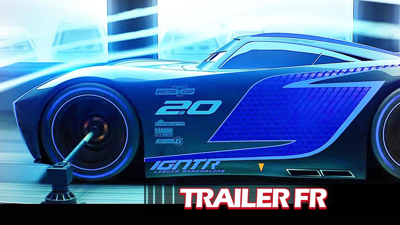 Cars 3 la voiture de course ultime extrait vf youtube - Cars coloriage voitures ...