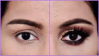 छोटी आखों पर ऑयशैडो कैसे लगायें How To Apply Eyeshadow On Small Eyes In Hindi