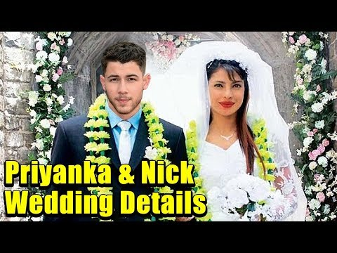 LATEST UPDATES : Priyanka Chopra & Nick Jonas Wedding  Sangeet,Mehndi,Baaraat & Reception