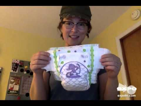 Luvs Ultra Leakguards Diapers, Size 4 Review - YouTube