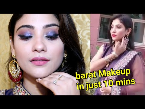 Cover Lagu Bhai barat Makeup in just 10 min😫 || shystyles STAFABAND