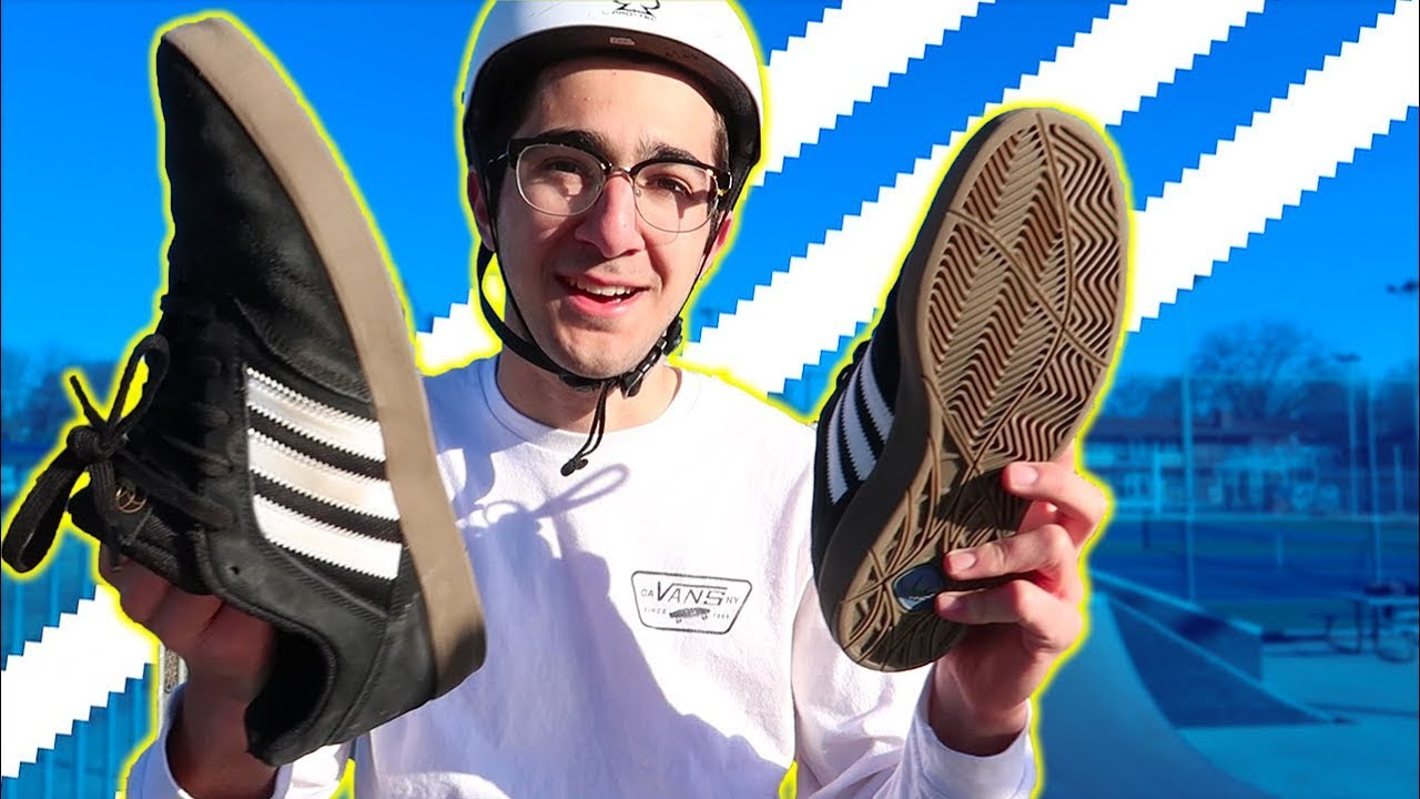 ADIDAS SUCIU ADV II – Skate Test +