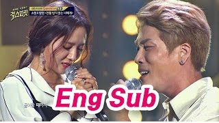 OMG!!Crazy harmony! Touching ballad song sang by So-jung and Chang-min: Girl Spirit Ep.8