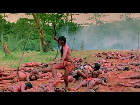 Latest Telugu Movie Super Action Scene | Yuganiki Okkadu | Volga Videos