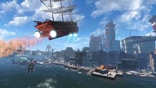 Fallout 4 VR – Official E3 Trailer PEGI